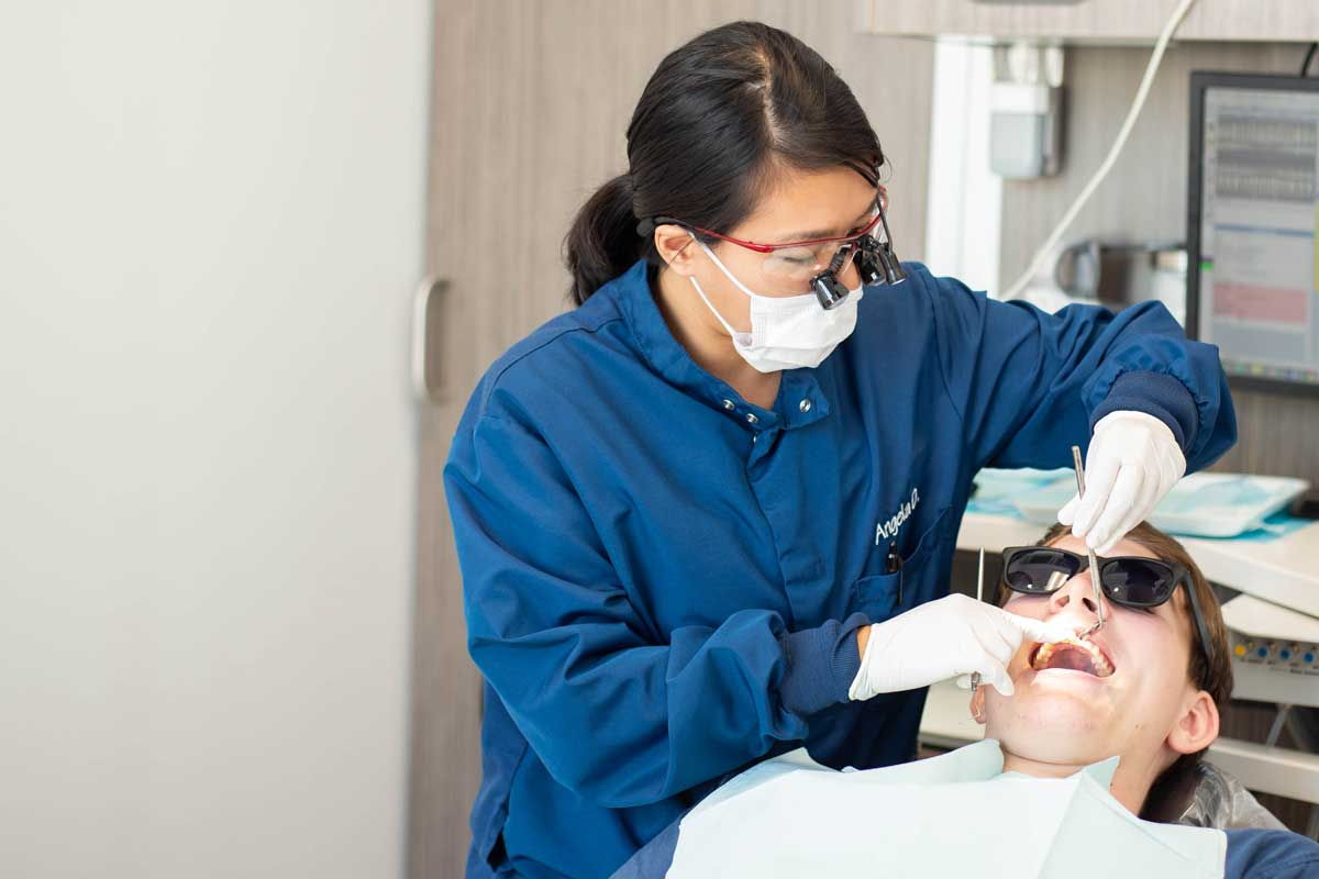 houston deep teeth cleaning