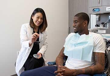 invisalign dentist in houston